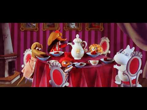 Муми-тролли и зимняя сказка - Trailer