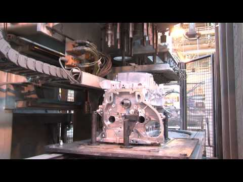 L-850 Engine Build at GM Powertrain Tonawanda Plant