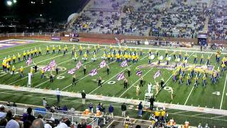 Tennessee Tech Halftime Show 2011 (Gangsta