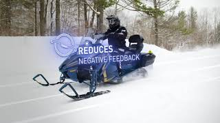 2022 Yamaha GT Snowmobiles get Electric Power Steering!