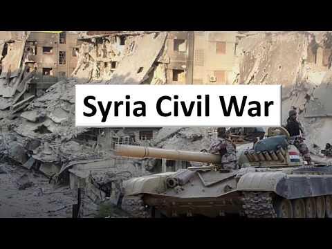 A Documentary On Syria Civil War
