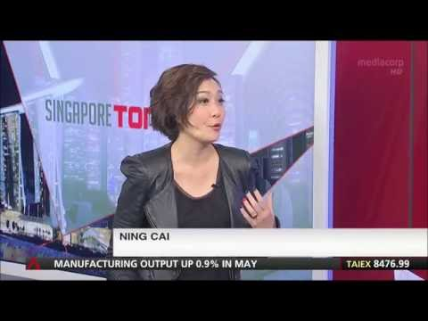 Channel News Asia: Singapore Tonight - Who is Magic Babe Ning?
