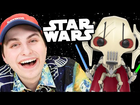 Top 5 Most Expensive Star Wars Funko Pops! (2021)