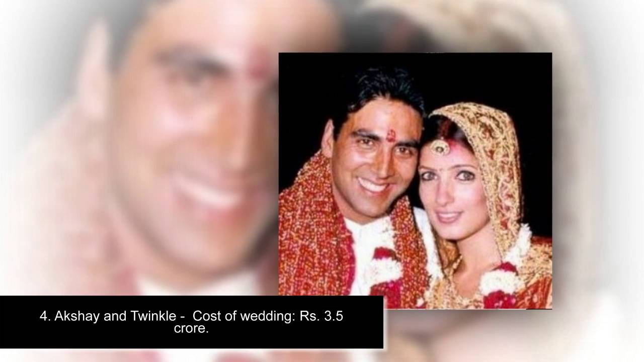 7 Most Expensive Indian Celebrity Weddings – Oh My God! - YouTube