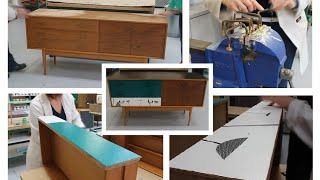 Diy Upcycle Furniture Demo | The Recover Team For Remade Tv