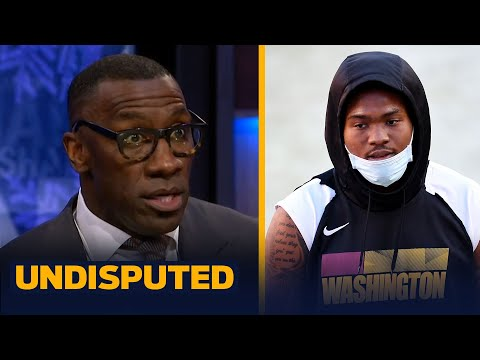 Dwayne Haskins is 100% to blame for being released by Washington — Shannon | NFL | UNDISPUTED