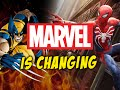 NEW AGE OF MARVEL GAMES -  Marvel Vs. Capcom, SpiderMan, & No X-Men (June Update)