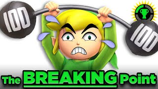Game Theory: Is Link the STRONGEST Video Game Character? (Legend ofZelda)
