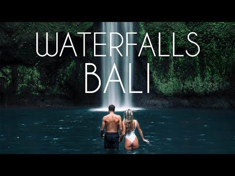 MAGICAL BALI WATERFALLS - FEELS LIKE A MOVIE (BALI VLOG 2)