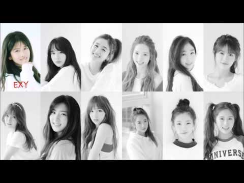 How Would WJSN (Cosmic Girls) Sing To - Monsta X's 걸어 (All-in)