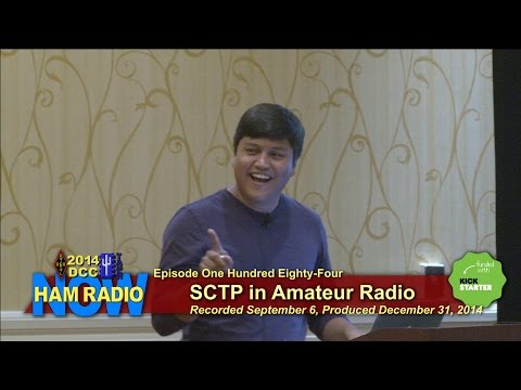 HRN 184: SCTP For Amateur Radio, From The DCC