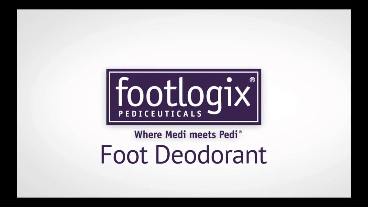 Foot Deodorant Spray | footlogix