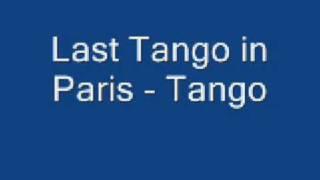 Last Tango in Paris - Return Tango (La Vuelta) - Gato Barbieri