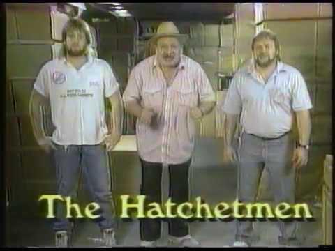 Bay City Plywood Ad 1980s