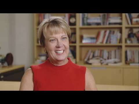 Dean Caryn Beck-Dudley on the Leavey School of Business