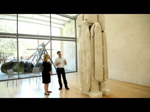 The Nasher-Tony Cragg: Seeing Things-Jed Morse Interview-September 22, 2011-Episode 122