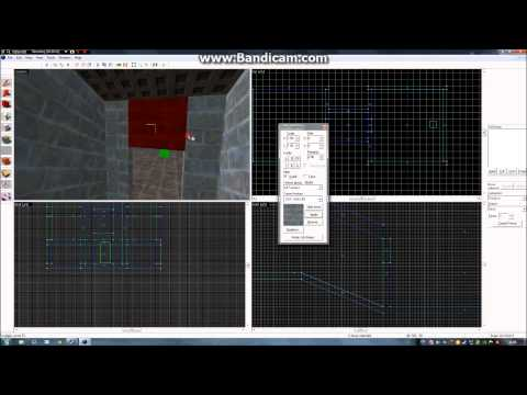 Hammer 3.4 Tutorial: Brushwork tools