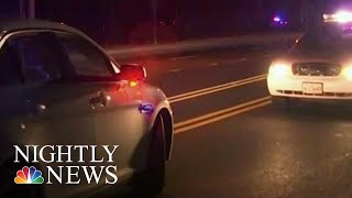 Maryland Officer Charged With Murder In Shooting Of Handcuffed Man Inside Cruiser | NBC Nightly News