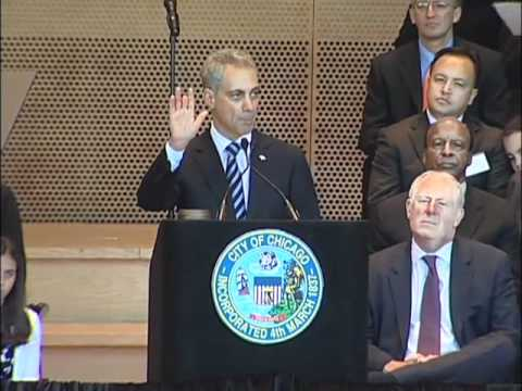 City of Chicago Inauguration Ceremony - Part 5