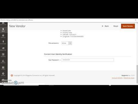 Automating Magento2 Application using Selenium WebDriver and Java thumbnail