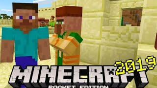 Minecraft Pocket Edition 1.10.Trailer 2019