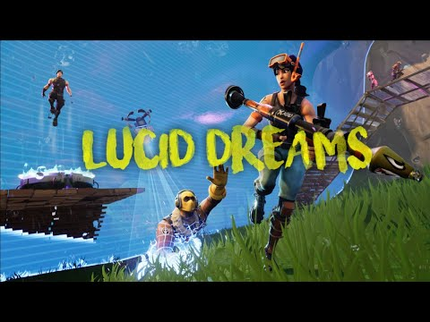 """Still See Your Shadows In My Room "" - Juice Wrld - Lucid Dreams!- Fortnite Edit"