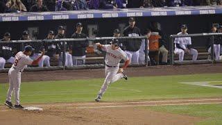 Kielty hits a solo home run in the 8th