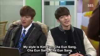 Video Heirs Kim Tan   Style Is Cha Eun Sang download MP3, 3GP, MP4, WEBM, AVI, FLV April 2018