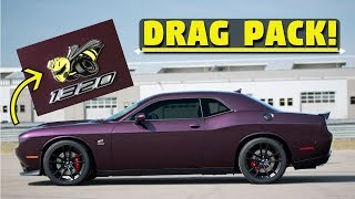 2019 Dodge Challenger Scat Pack R/T 1320 Review - The Ultimate Drag Racer!