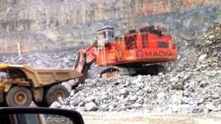 Hitachi 3600 Boddington Gold Mine