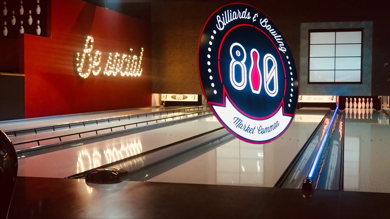 810 Bowling And Restaurant Market Common Myrtle Beach Sc