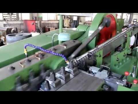 Screw Thread Rolling Machine