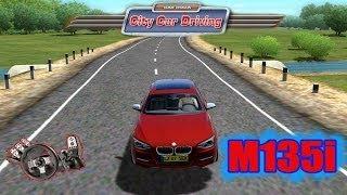 City Car Driving - BMW M135i e sonho do 1º carro! G27