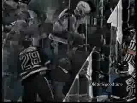 Drew & K.B. - A great moment in Admirals history