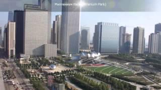 Самые популярные достопримечательности Чикаго  Что посмотреть в Чикаго(Путешествия по всему миру. Города, отели, острова, дома, недвижимость, моря., 2015-06-11T07:43:42.000Z)