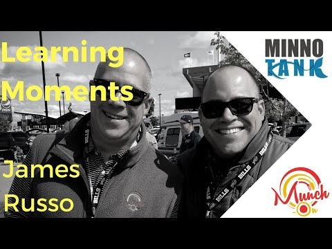 Learning Moments l James Russo l Munchon