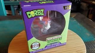 TMNT Triceraton Dorbz Teenage Mutant Ninja Turtles Funko Vinyl Figure Review