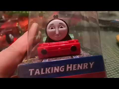 Thomas&Friends Trackmaster Talking Victor Gordon,Edward,Henry,James,Review,lots of .for kids