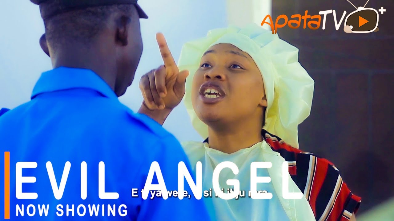 Download Evil Angel Latest Yoruba Movie 2021 Drama Starring Debbie Shokoya | Funsho Adeolu | Atoribewu