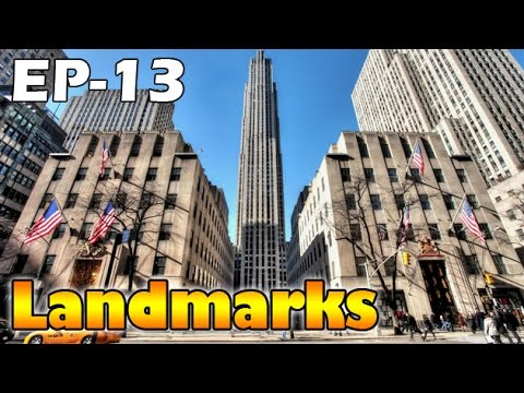 Rockefeller Centre - New York | Landmark | Episode 13 | Travel And Leisure