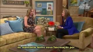 Entrevista Emily VanCamp ao Meredith Vieira Show (Legendado)
