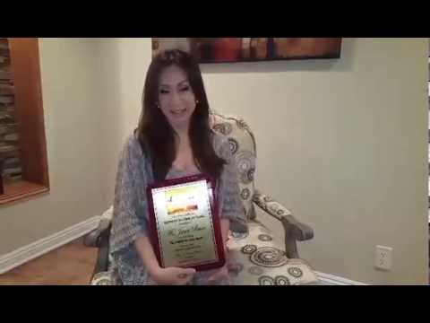 MS JANET BASCO QUEEN OF ALL TIME HIT SONG ,AWARDED BY RADYO FILIPINO AMERIKA