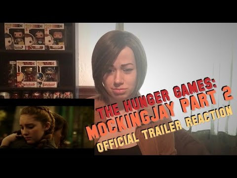 The Hunger Games Mockingjay Part 2 Official Trailer