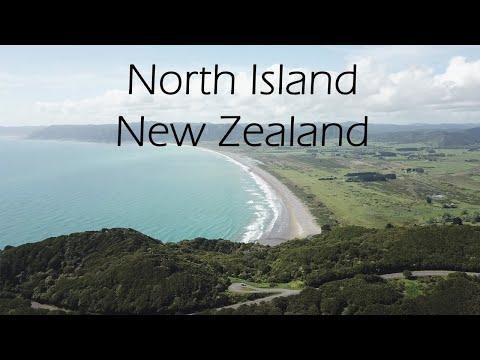 New Zealand North Island Coast Road Trip 2017