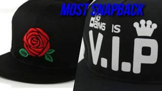 Dark glowing Snapback cap hip hop hat flat brim hats women baseball cap men