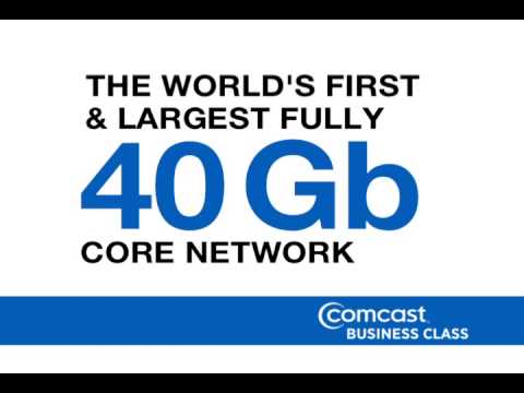 The Comcast Network: A Network You can Depend On