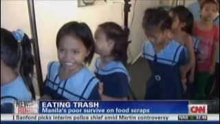 Pagpag Washed Garbage Chicken is Daily Staple For Many of Manila's Poor