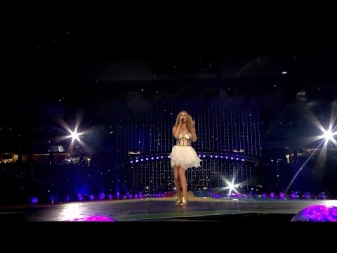 KYLIE - Beautiful (Commonwealth Games Closing Ceremony 2014)