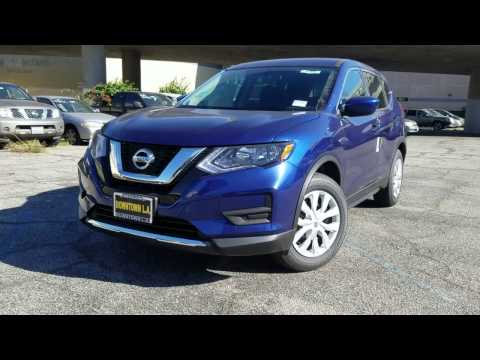 2017 Nissan Rogue S In-Depth Complete Feature Walkthrough