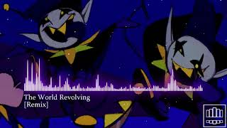 Deltarune The World Revolving Jevil 39 s Theme Drayx Remix.mp3